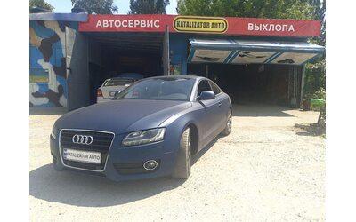 Тюнинг звука Audi A5 3.2, 2008