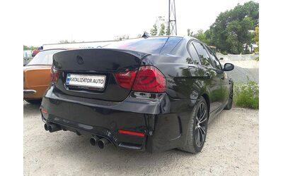 Чип-тюнинг BMW Е90 3.0, 2010 (добавление мощности)