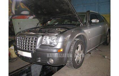 Замена катализатора Chrysler 300C