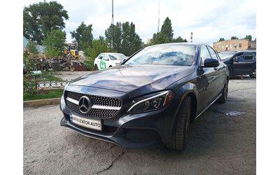 Тюнинг звука Mercedes С300 2.0, 2016 г.в.