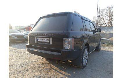 Тюнинг звука выхлопа Range Rover 4.2 2008, удаление катализаторов