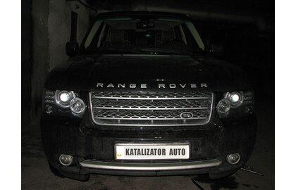 Замена катализатора Range Rover