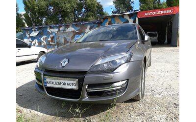 Отключили и удалили катализатор, сажевый фильтр Renault Laguna 1.9 tdi, 2014