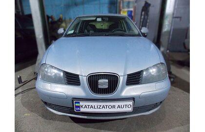 Замена гофры Seat Ibiza 2006