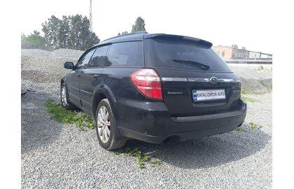 Удаление катализаторов Subaru Outback 2.5, 2010 г.в.
