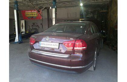 Удаление катализатора Volkswagen Passat B7 2.5, 2012