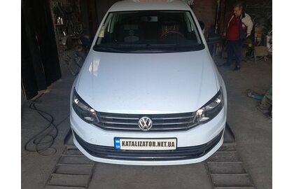 Установка условно-съемного фаркопа на Volkswagen Polo