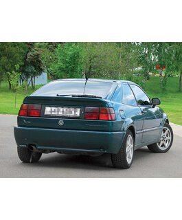 Глушитель Volkswagen Corrado