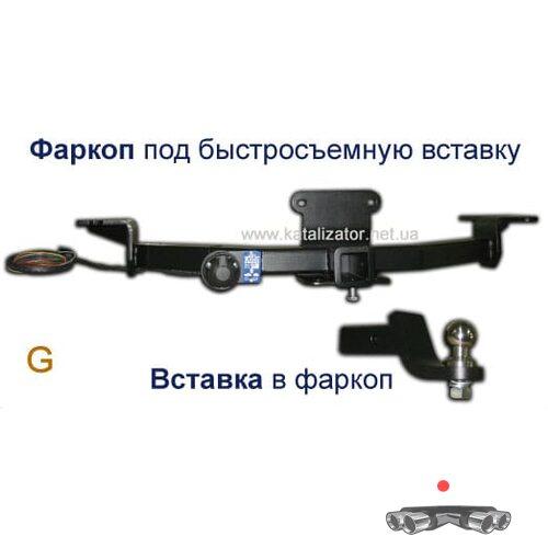 КУПИТЬ Фаркоп Acura MDX (2007-2012) НИЗКИЕ ЦЕНЫ
