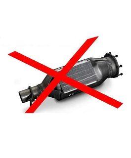 Удаление сажевого фильтра Hyundai H-1