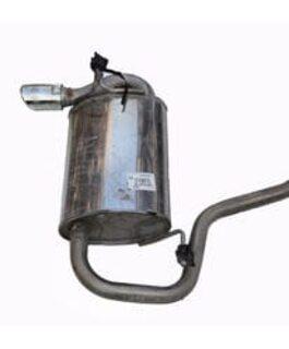 Глушитель Renault Duster