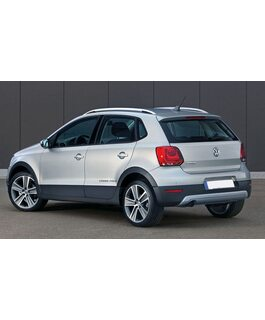 Глушитель Volkswagen Cross Polo
