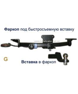 Фаркоп ВАЗ Lada Granta 2190 (2011-)