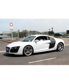 Глушитель Audi R8