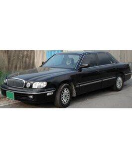 Глушитель Hyundai Dynasty