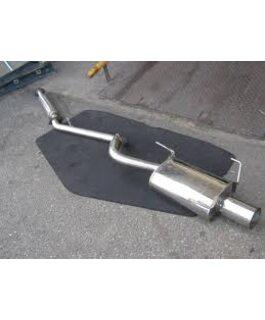 Глушитель Nissan GT-R