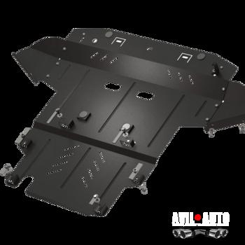 Защита картера Infiniti FX 45