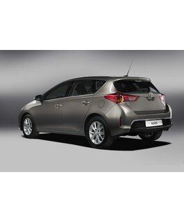 Глушитель Toyota Auris