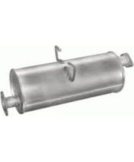 Глушитель Kia K2700