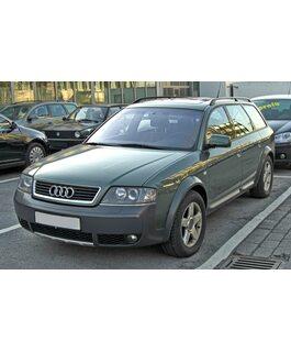 Глушитель Audi Allroad