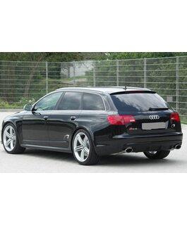 Глушитель Audi RS6