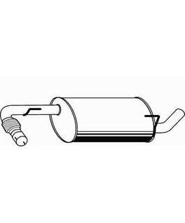 Глушитель Nissan Pathfinder