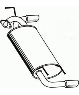 Глушитель Nissan Murano