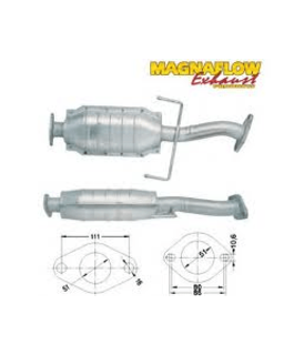 Катализатор Mazda 323